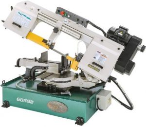 """Grizzly Industrial G0592-10"""" x 18"""" 2 HP Metal-Cutting Bandsaw"""