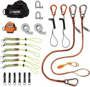Tool Tethering Kit for Iron/Steel Workers